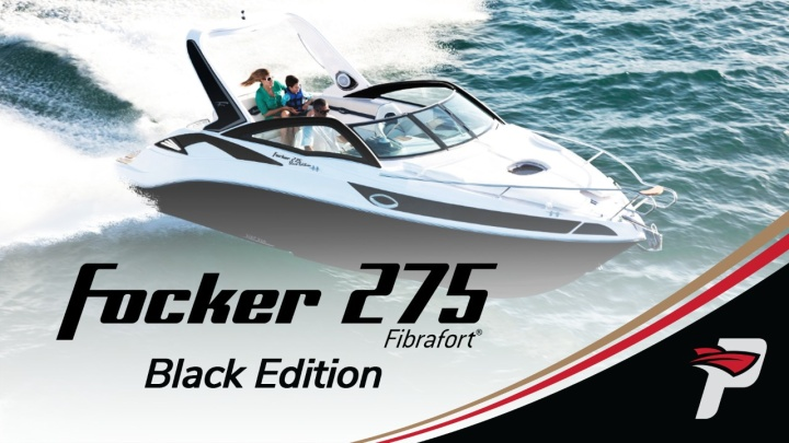 Fibrafort - Focker 275 Black Edition