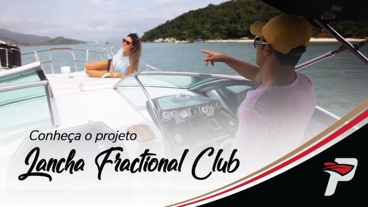 Projeto Lancha Fractional Club