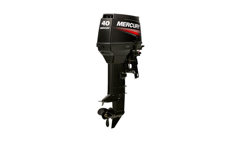 Mercury 40HP Elétrica CAD