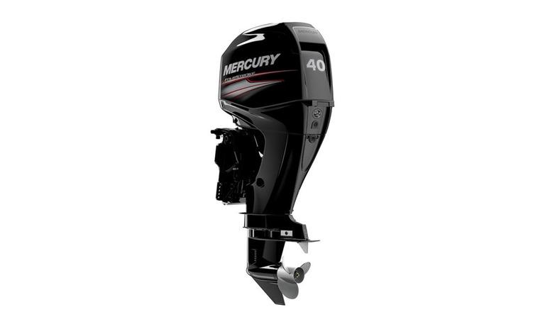 Mercury 40HP EFI