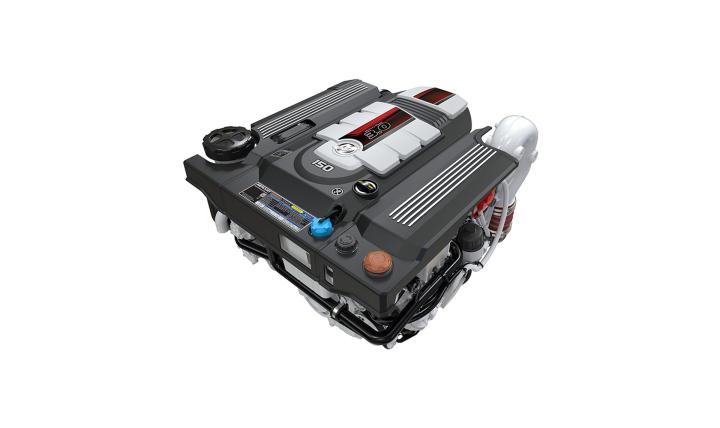 MERCURY DIESEL 3.0L 150HP Sterndrive