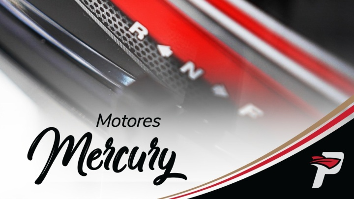 Diferenciais dos Motores Mercury