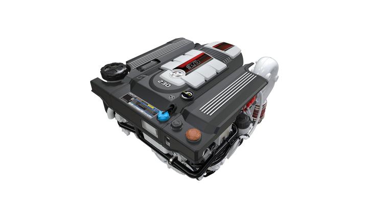 MERCURY DIESEL 3.0L 230HP Sterndrive