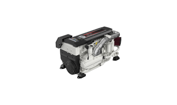 Mercury Diesel 6.7L 480HP