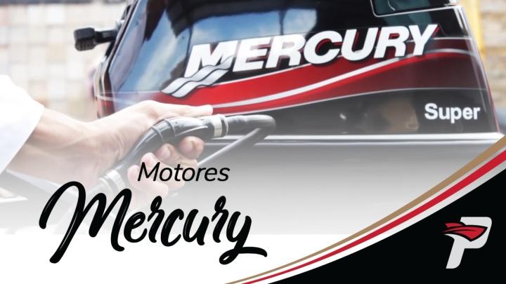 Conheça os Motores Mercury Marine