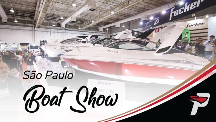 Náutica Paraná no São Paulo Boat Show 2015